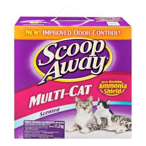 Superama: Arena para Gatos Scoop Away 2 x $390