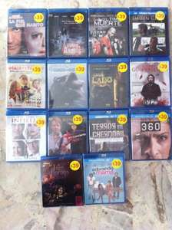 Soriana Chihuahua: Peliculas Blu-Ray desde $39