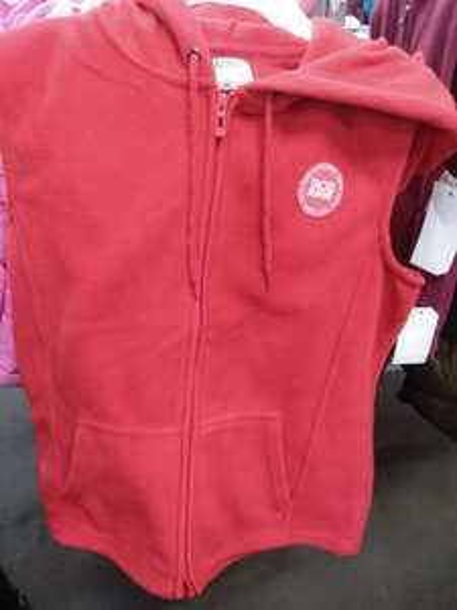 Walmart: chalecos y ropa térmica