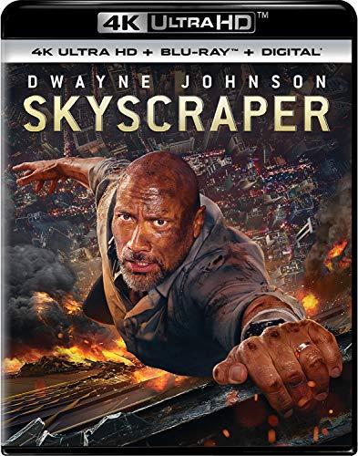 Amazon - Skyscraper [Blu-ray] [4K]