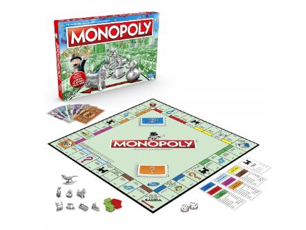 HEB: Monopoly clásico Hasbro