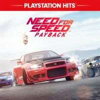 PSN Need For Speed Payback