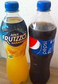 Oxxo: En la compra de un Jumex Frutzzo de 600ml GRATIS la Pepsi de 600ml
