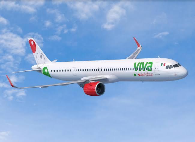 Vivaaerobus: Vuelo CDMX-Cancun-CDMX