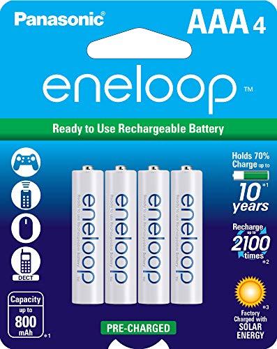 Amazon: Baterías Eneloop AAA