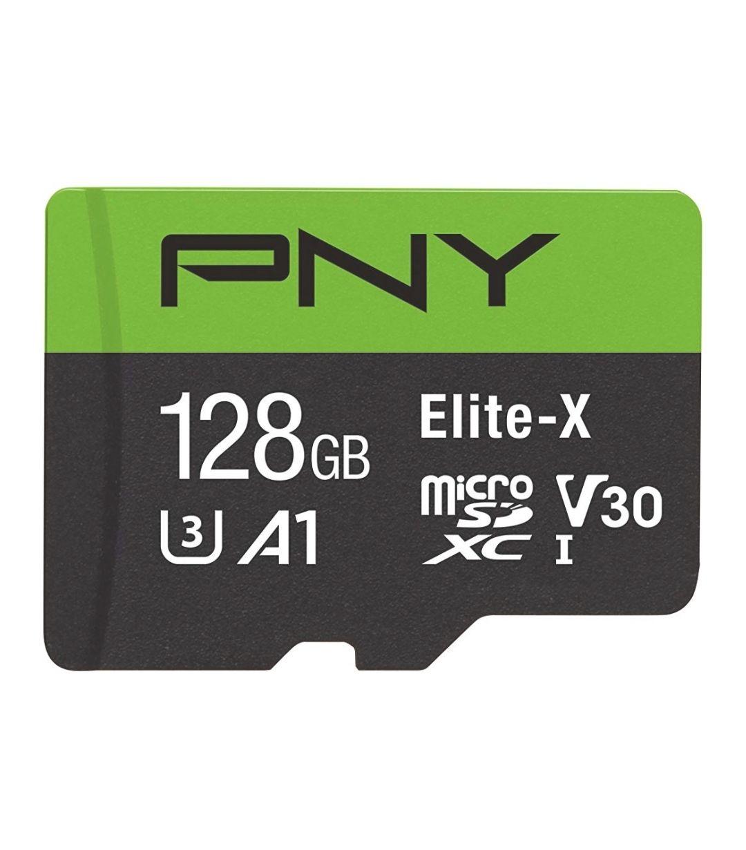 Amazon: PNY Elite-X Memoria Flash - Tarjeta de Memoria 128GB U3