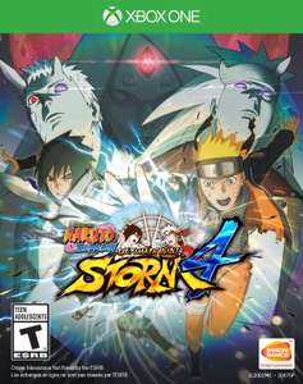 Amazon MX: Naruto Shippuden: Ultimate Ninja Storm 4 - Xbox One a $579