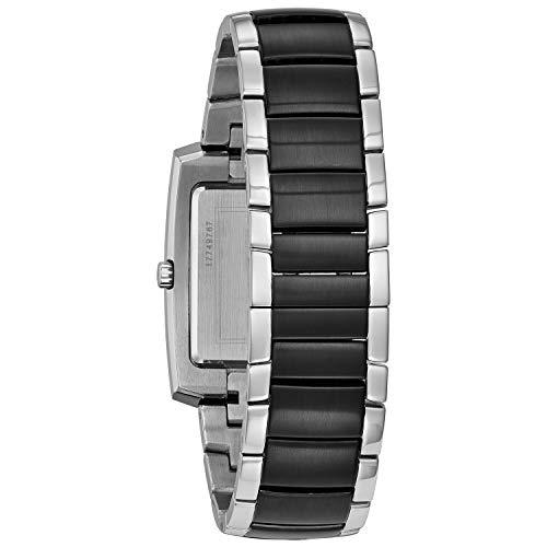 Amazon: Reloj Bulova para Hombres 35mm, pulsera de Acero Inoxidable