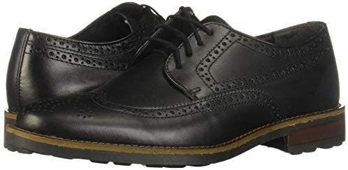 Amazon: zapatos Oxford para hombre marca Ferrato (solo talla 25)