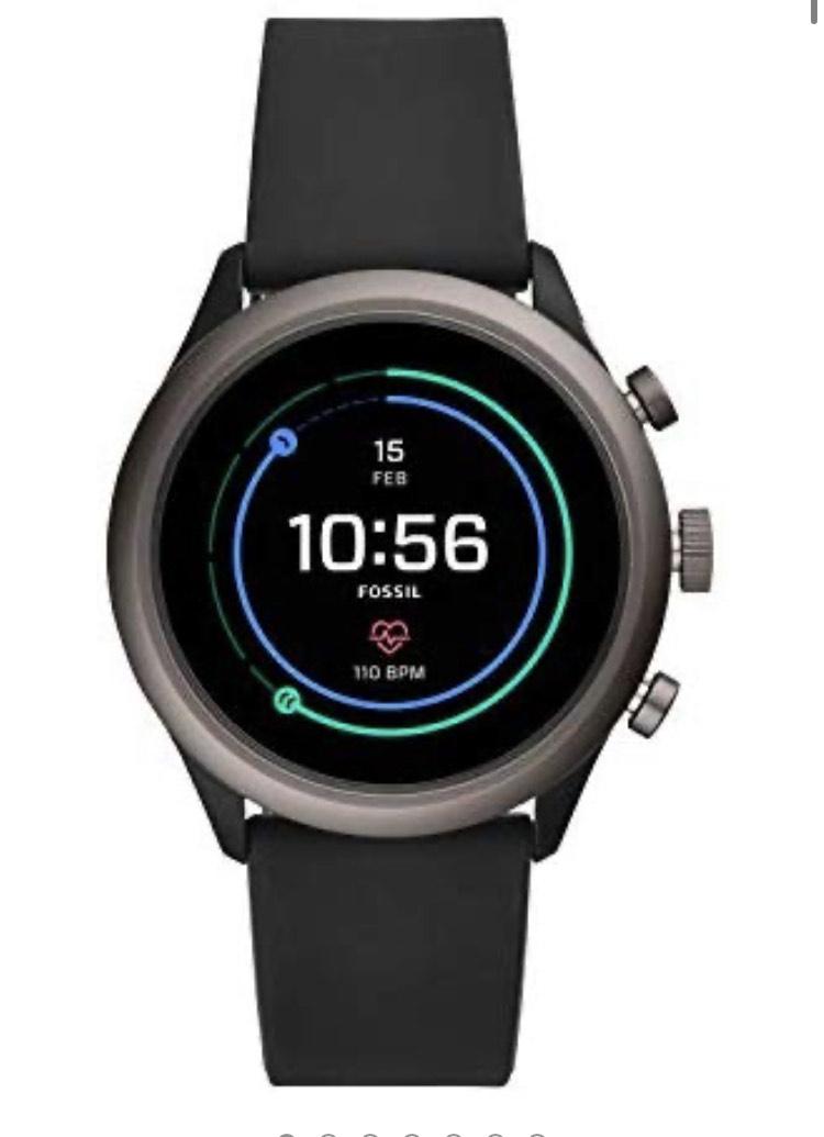Amazon: Fossil sport smartwatch