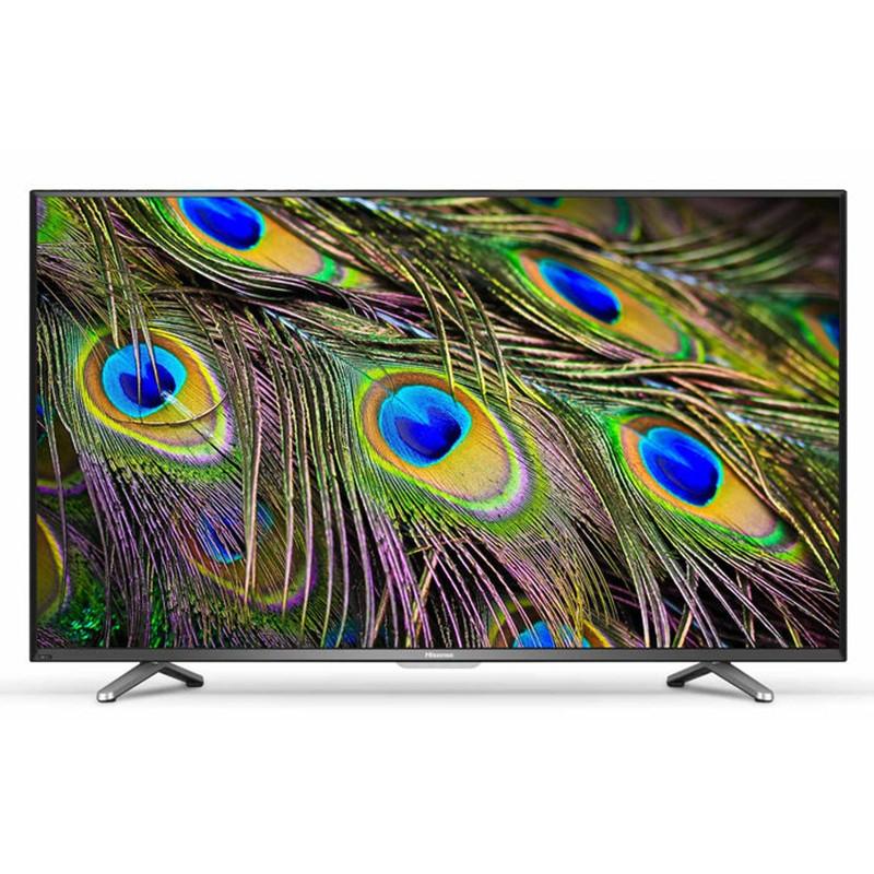 """Fandeal: Pantalla Smart TV 4K UHD LED Hisense 50"""" a $10,599"""