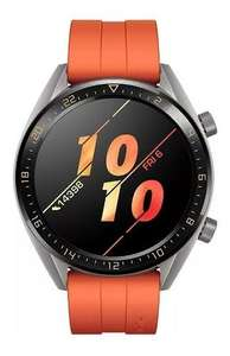 Tienda oficial Huawei en Mercado Libre: Smart Watch Gt Active Orange 46mm Nuevo Garantia