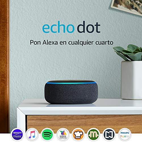 Amazon: $200 de descuento al comprar 2 Echo Dot