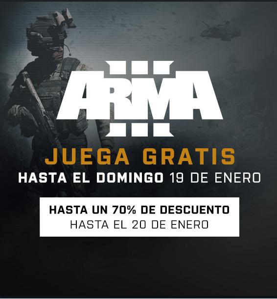 Steam: Juega Gratis Arma 3