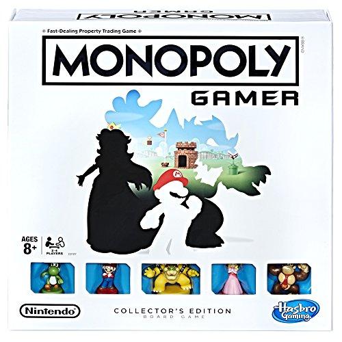 Amazon Monopoly Gamer edición de colección