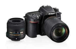 Best Buy Nikon D7500 con 2 lentes 40mm y 18-140mm