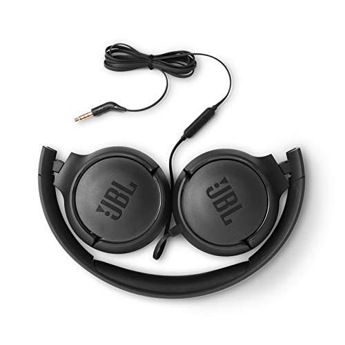 Amazon: Audífonos JBL T500 On Ear