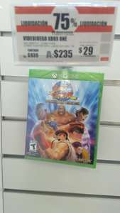 Elektra Xbox One Street Fighter 30th Anniversary Collection