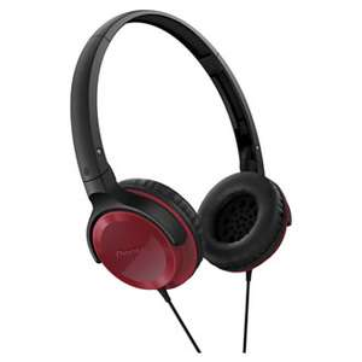 Soriana Online:  Audífonos Pioneer SE-MJ502 $173 con cupón + cupones de $100 y $50 sin minimo