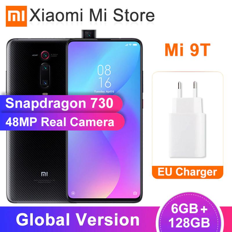 Aliexpress: Xiaomi Mi9 6GB/64GB DHL ($6,029.97) o Xiaomi Mi 9T 6GB/128GB DHL ($5,710.09)