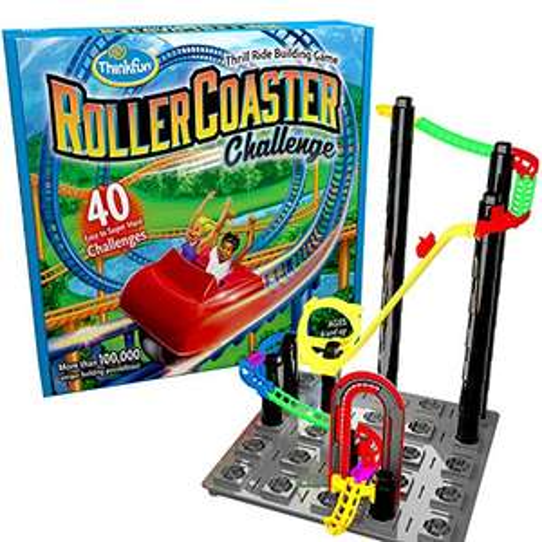 Amazon: Roller Coaster Challenge (Excelente juegos de Puzzle 6+)