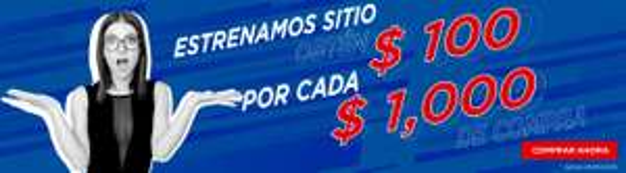 Famsa: 100 pesos de descuento por cada 1000