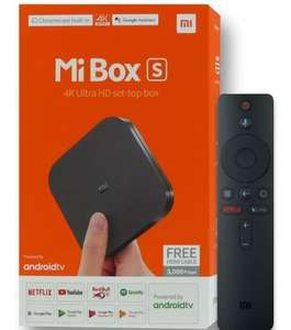 Linio: Xiaomi Mi Box S (Ya se puede instalar Amazon Prime Video)