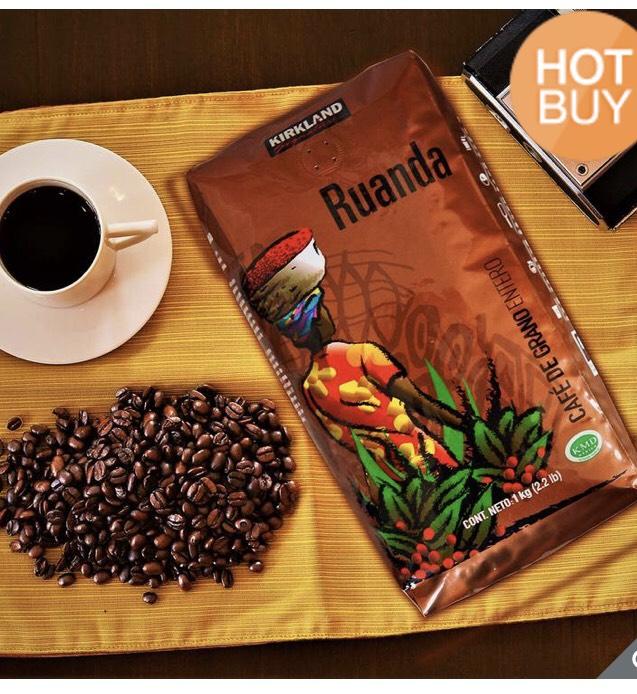 Costco: café kirkland RUANDA