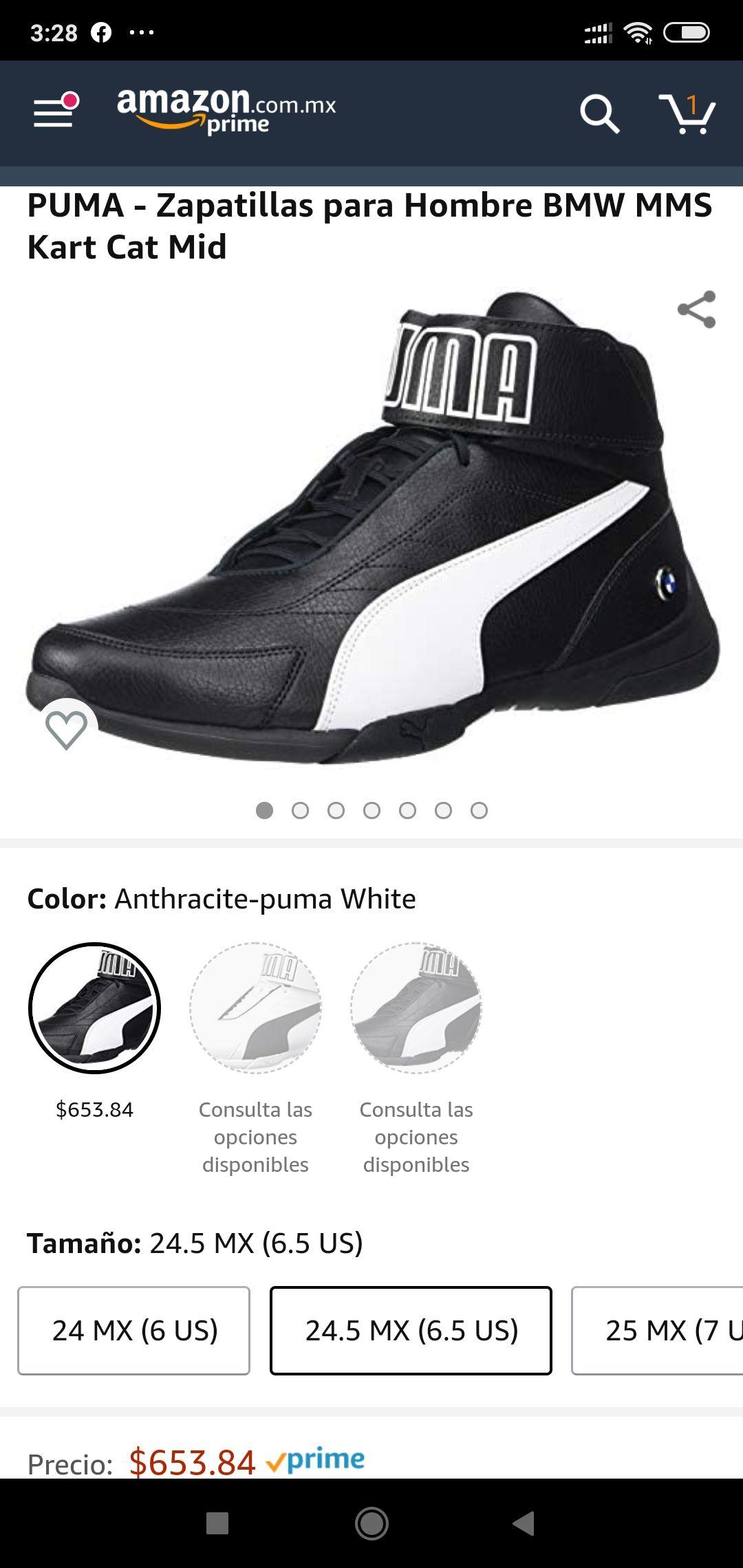 zapatillas de hombres puma