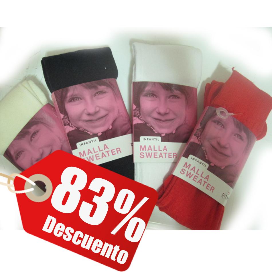Bodega Aurrerá: Mallas infantiles y juveniles a solo $10.02