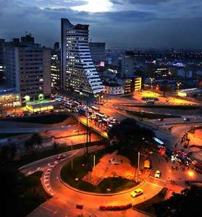 Vuelo Directo Viaje Redondo: CDMX - Bogotá