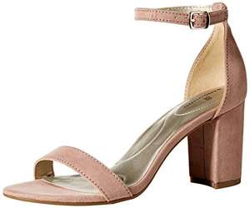 Amazon: Bandolino, zapatillas de mujer talla 6.5 US 3.5 mexicano