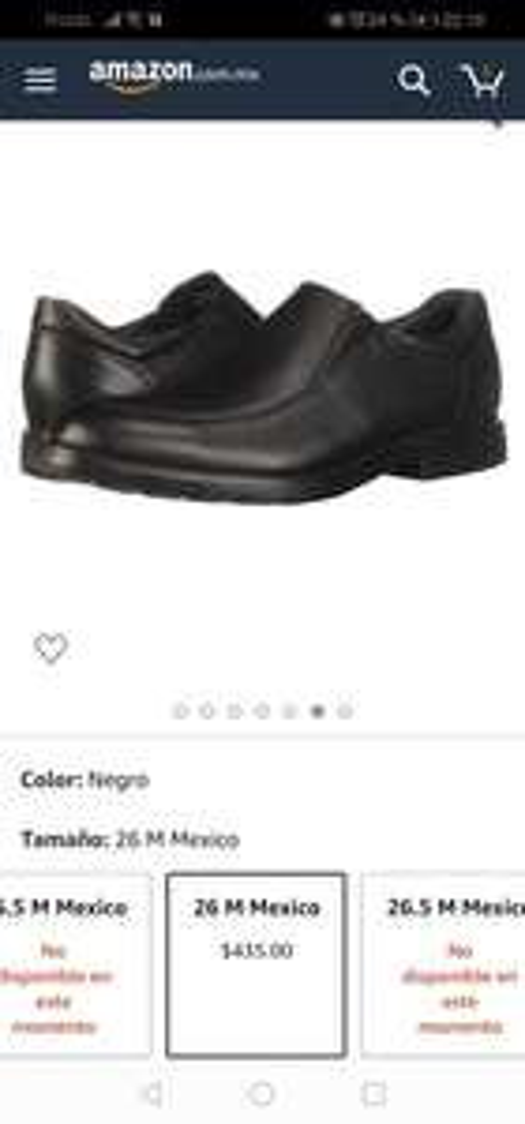 Amazon: Zapatos Dockers solo #6
