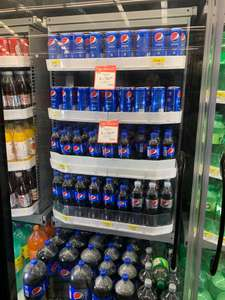 Walmart: 3 Pepsi NFL x $12 pesitos 295ml