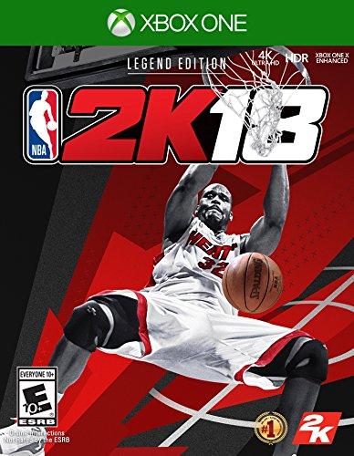 Amazon - Nba 2k18: Legend Edition - Xbox One