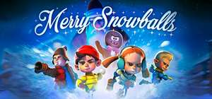 Steam: Merry Snowballs (Gratis del 17 al 31 de enero de 2020)