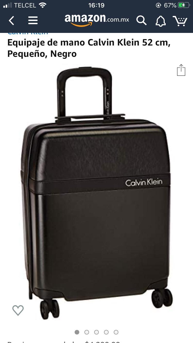 Amazon: Oferta maleta ch Calvin klein