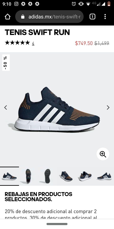 Adidas: hasta 12MSI