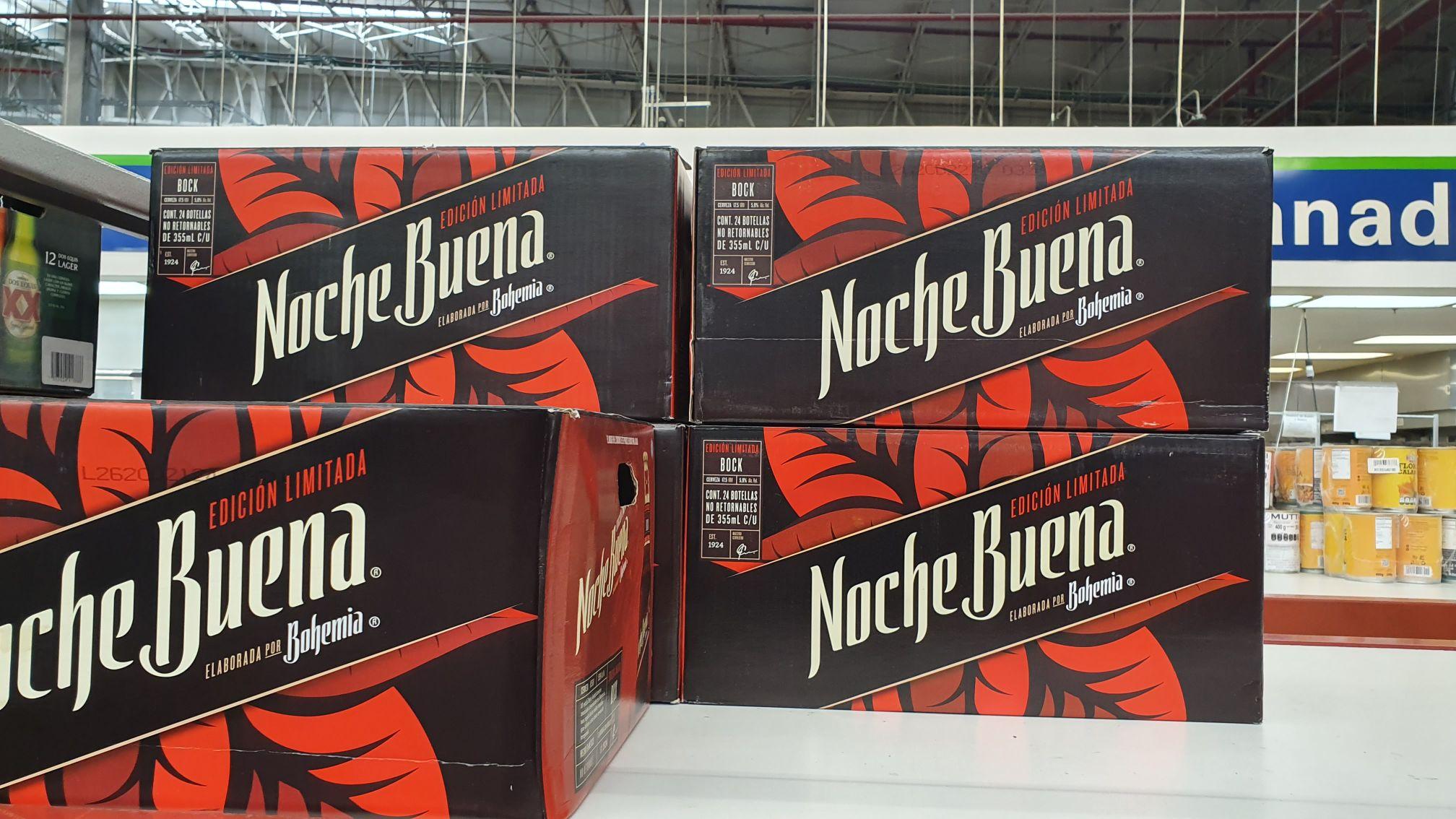 Sam's Club Ecatepec 30 30: 24 pack cerveza Noche Buena