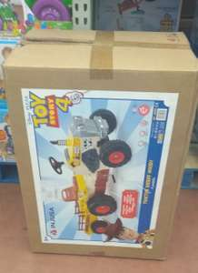 Tractor de Toy Story 4 city club