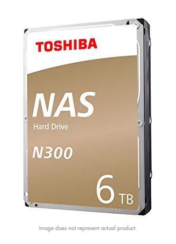 Amazon: Toshiba HDD 6TB, 7200RPM, SATA3, 6Gb/s, 128Mb, NAS