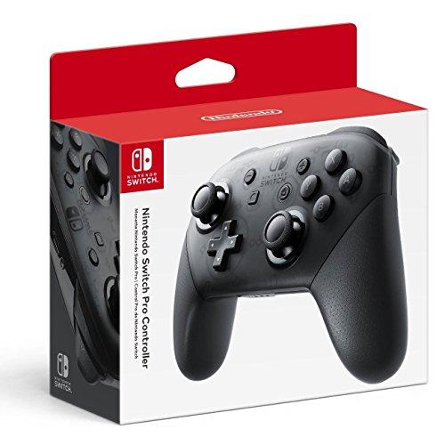 Amazon: Nintendo Joy-Con Pro Controller para Nintendo Switch - Standard Edition