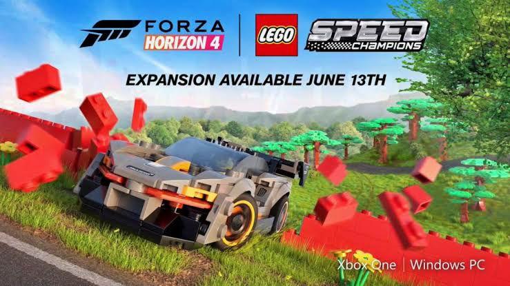 Cdkeys: Expansión de LEGO para Forza Horizon 4