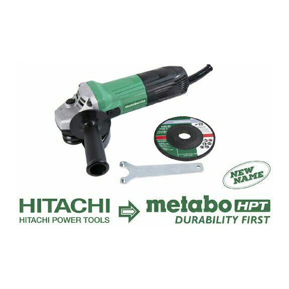 Amazon: G12SS2 Amoladora angular Hitachi 600w
