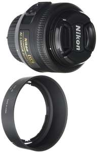 Amazon: Lente Nikon AF-S DX NIKKOR 35mm f/1.8G a $302