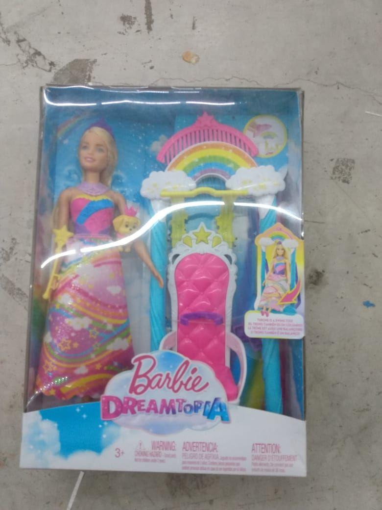 Del Sol: Barbie