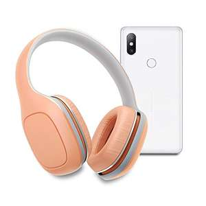 Amazon: Xiaomi XIA-Mix 2S 64-BLA-Audi XIA-Mix 2S 64-BLA-Audi Mix 2S 64 GB (6 GB Ram) y Mi Headphones Comfort, Blanco