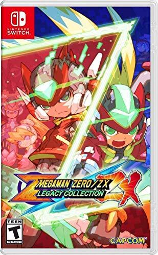 Amazon: Preorden Mega Man Zero/Zx Legacy Collection a 677 pesos. (Switch, Xbox, PS4)