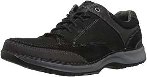 Amazon: Zapatos Rockport, piel y memory foam