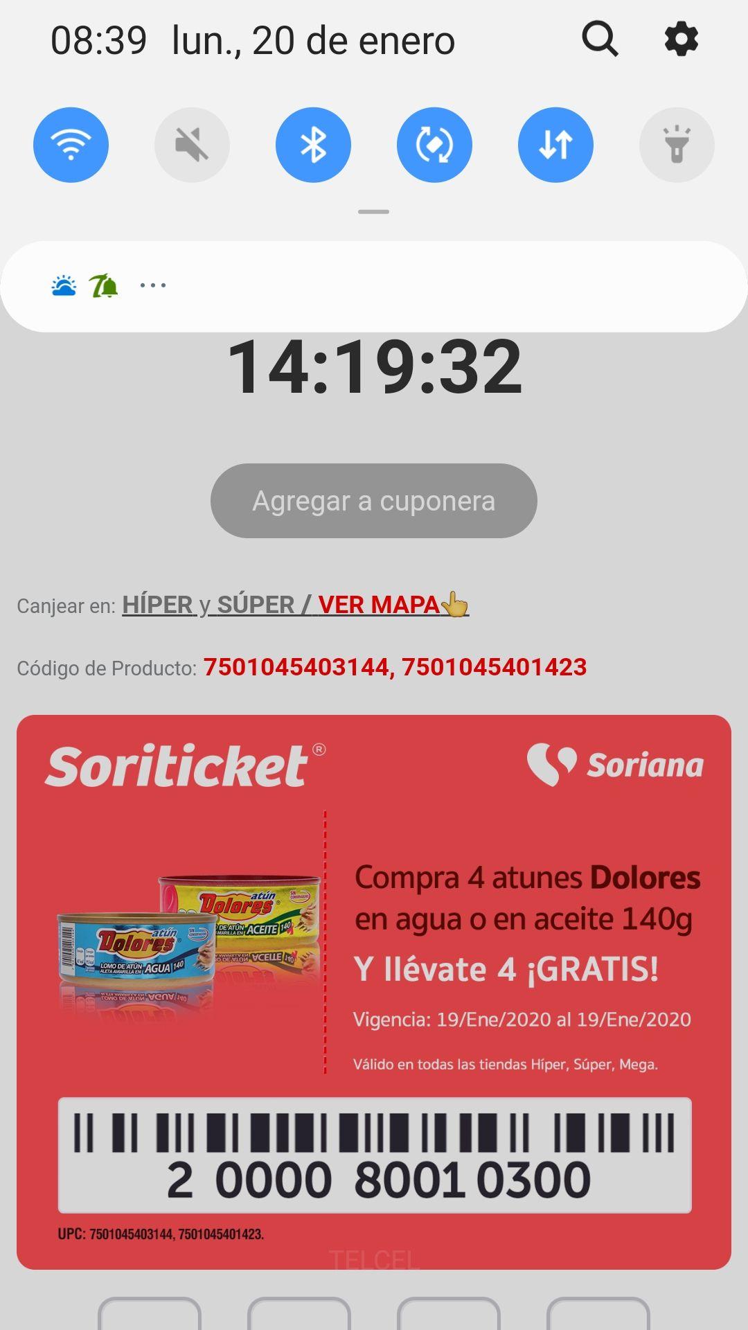 Soriana Soticket: Compra 4 atunes y recibe otros 4 gratis